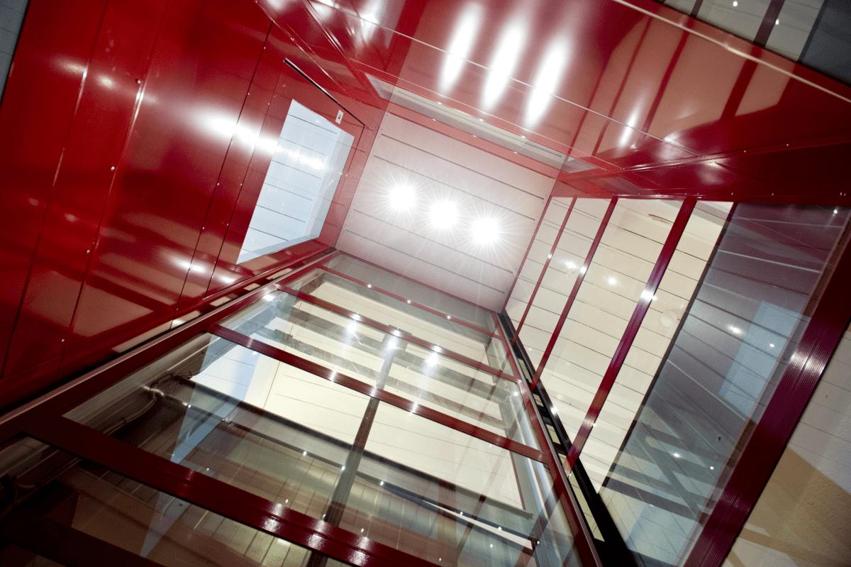 лифт с приямком