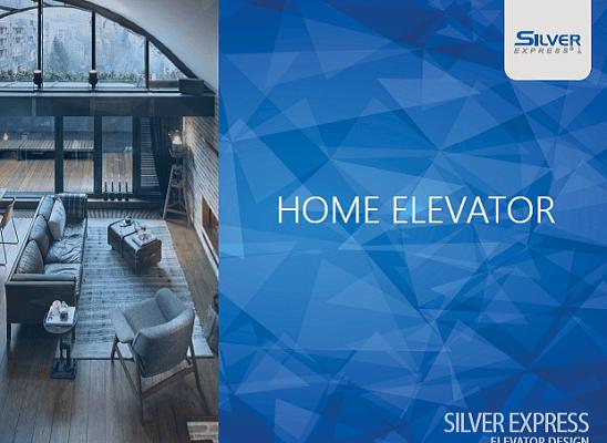 Silver elevator